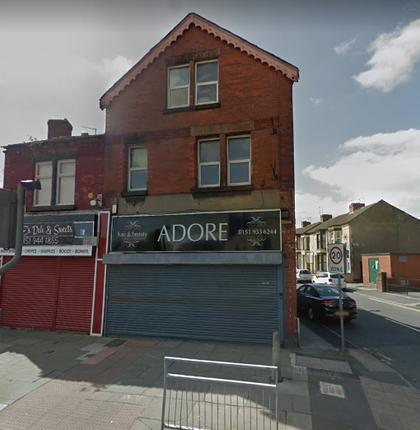 Thumbnail Flat to rent in Knowsley Road, Liverpool