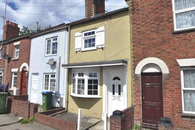 Thumbnail Terraced house for sale in Rockstone Lane, Inner Avenue, Southampton