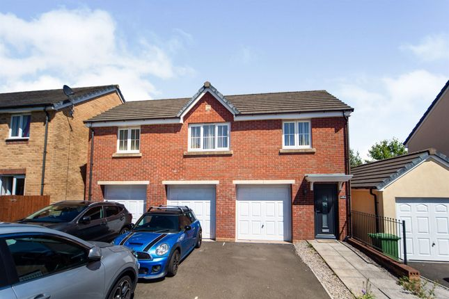 Thumbnail Property for sale in Long Heath Close, Caerphilly