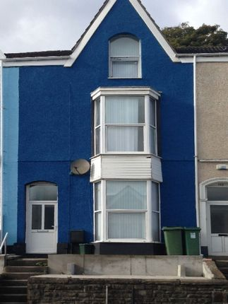 Thumbnail Shared accommodation to rent in Kind Edward Rd, Swansea