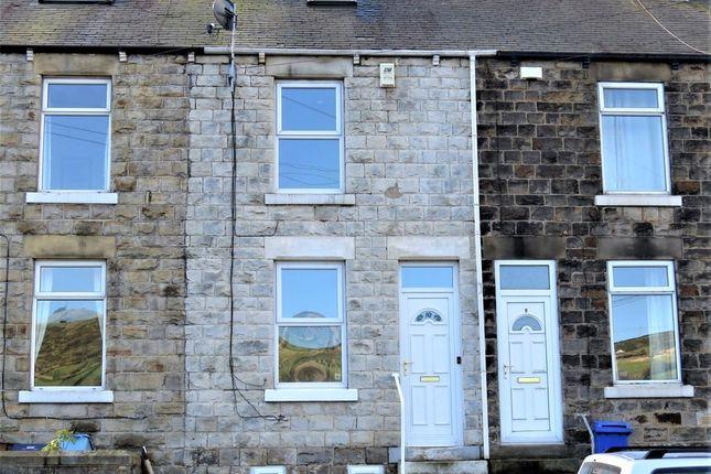 Thumbnail Terraced house to rent in Edward Street, Stocksbridge, Sheffield