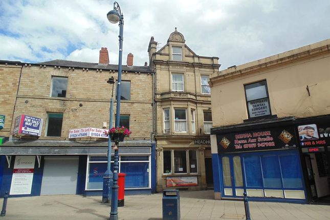 Thumbnail Property to rent in Westgate, Dewsbury