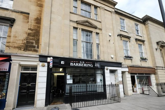 Thumbnail Maisonette to rent in Cleveland Place East, Bath