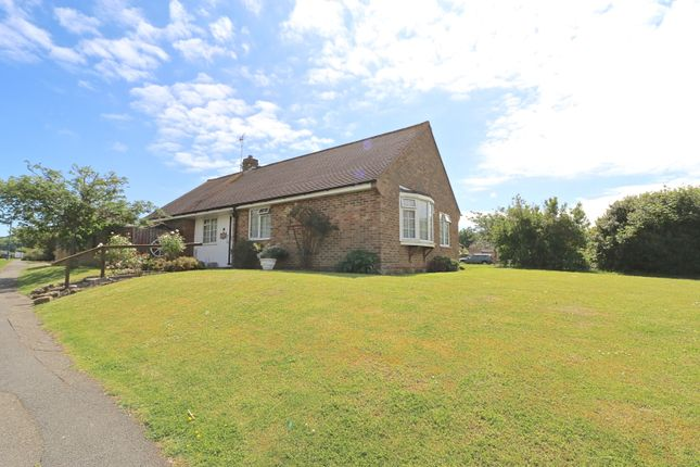 Thumbnail Bungalow for sale in Wannock Gardens, Polegate, East Sussex