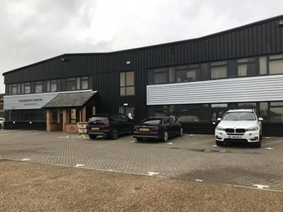 Office to let in Diamond House, Vaux Road, Finedon Road Industrial Estate, Wellingborough, Northamptonshire