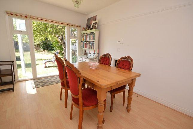 Dining Room of Sherborne Road, Chessington, Surrey. KT9
