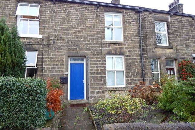 Thumbnail Cottage for sale in Buxton Road, Chinley, High Peak