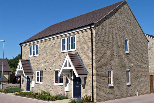 Thumbnail Terraced house for sale in Church Street, Langford, Beds