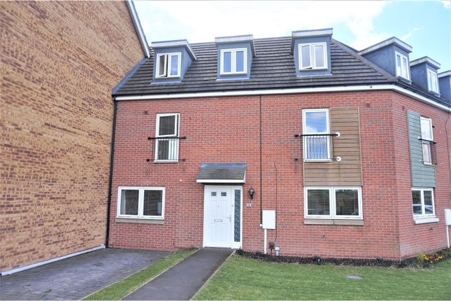 Mews house for sale in Sorrel Road, Grimsby