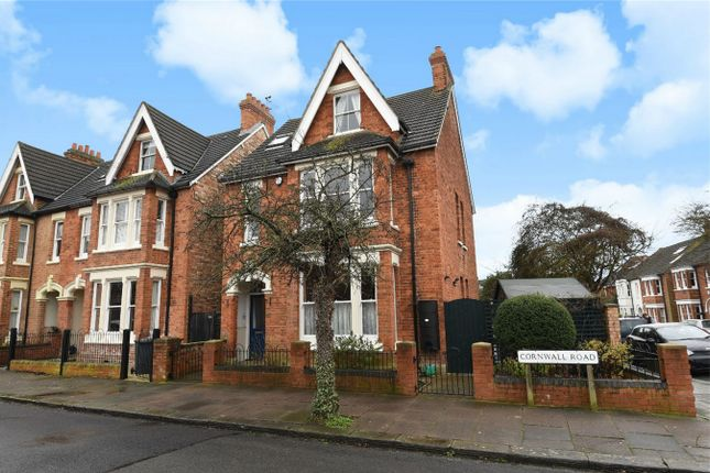 Thumbnail Detached house for sale in Cornwall Road, Bedford