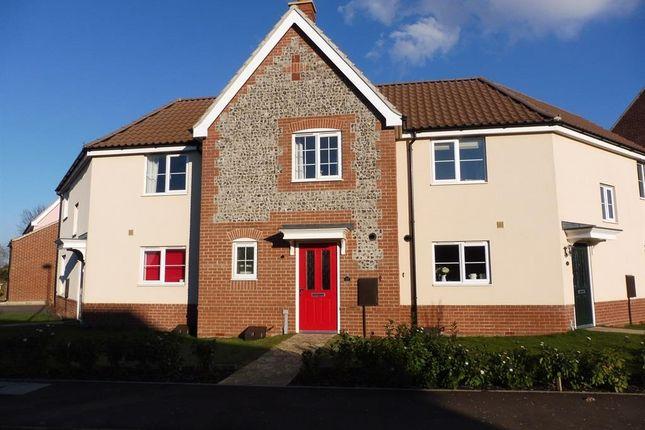 Thumbnail Property to rent in Hornbeam Drive, Dereham