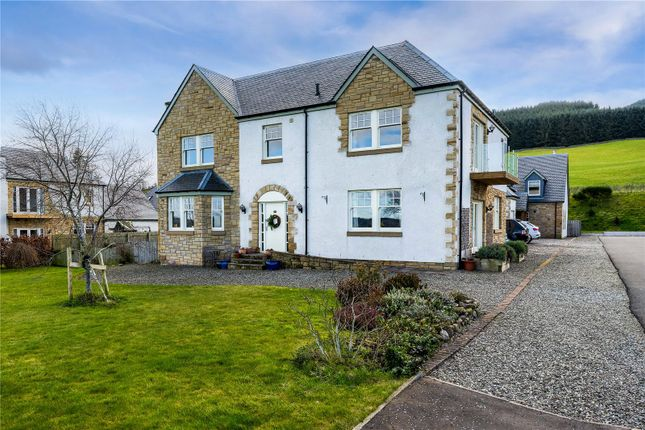 Thumbnail Detached house for sale in Rossie Steadings, Dunning, Perth