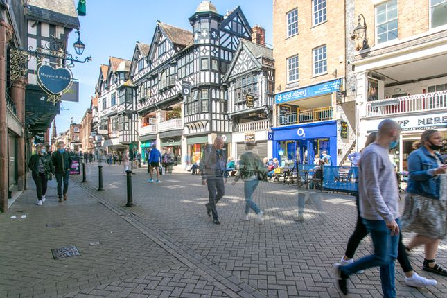 Thumbnail Retail premises for sale in Eastgate Street & Eastgate Row North, Chester