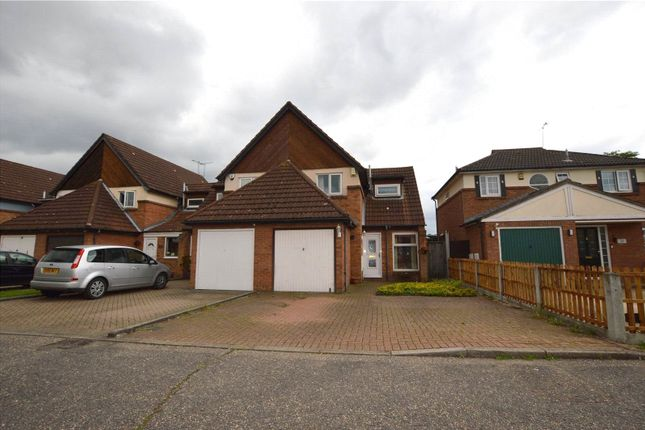 Thumbnail End terrace house for sale in Sherbourne Drive, Basildon