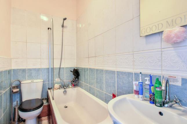 Bathroom of Clifton Street, Burnley, Lancashire BB12