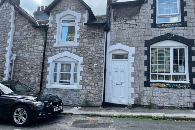 Thumbnail Flat to rent in Wellington Place, Torquay, Devon