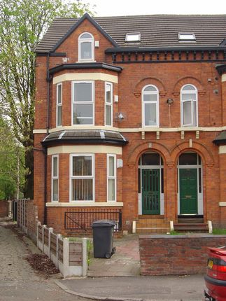 Thumbnail Flat to rent in Flat 1 & 3-6 58, Norman Road, Manchester