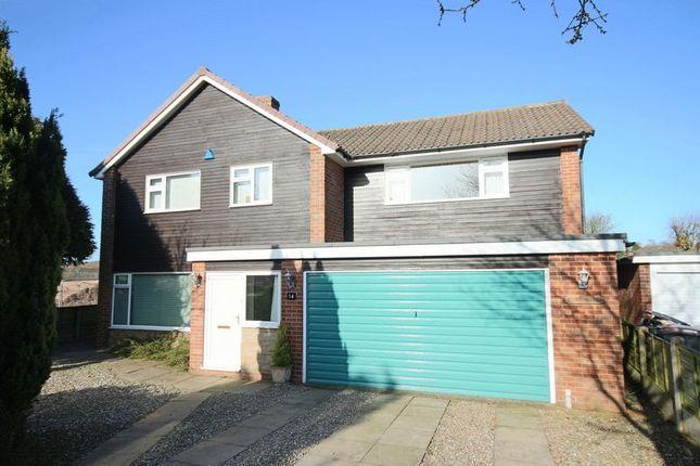 Thumbnail Detached house for sale in Gateway Avenue, Baldwins Gate, Newcastle-Under-Lyme