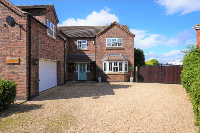 Thumbnail Detached house for sale in Old Village Street, Scunthorpe