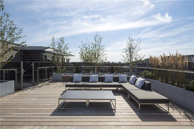 Thumbnail Flat to rent in Penthouse, The Atrium, 127-131 Park Road, St Johns Wood