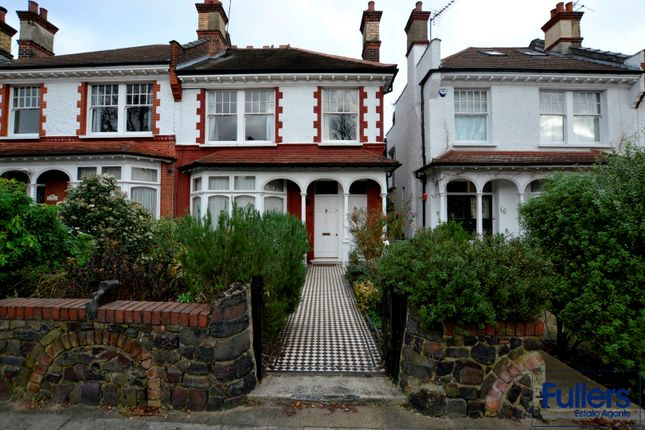 Thumbnail Flat to rent in Fernleigh Road, Winchmore Hill