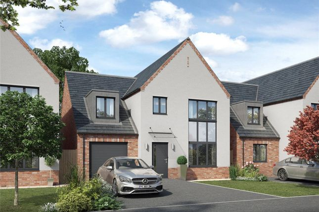 Thumbnail Detached house for sale in Parman Court, Lincoln Road
