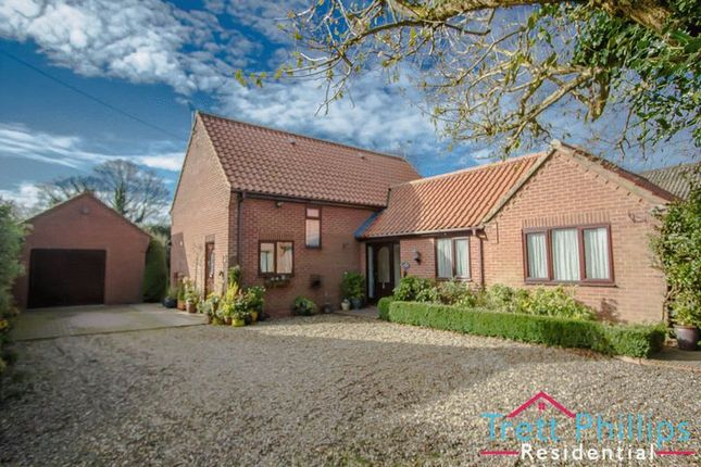 Thumbnail Detached house for sale in Baker Street, Stalham, Norwich