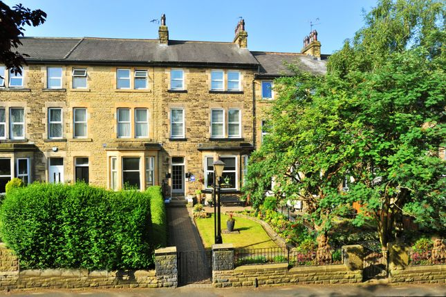 Thumbnail Terraced house for sale in Franklin Mount, Harrogate