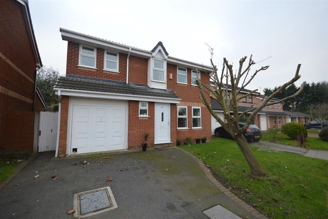 4 bed detached house for sale in Kinnerton Close, Moreton, Wirral