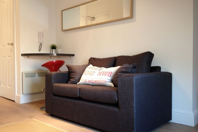 Thumbnail Flat to rent in Grange Road, Middlesbrough