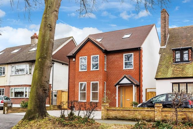4 bed detached house for sale in Beeches Avenue, Carshalton
