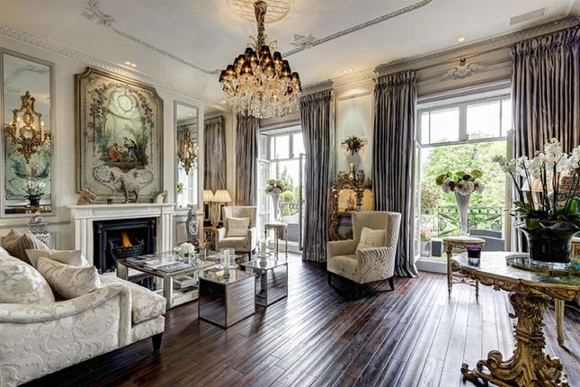 Thumbnail Detached house to rent in Hanover Terrace, London