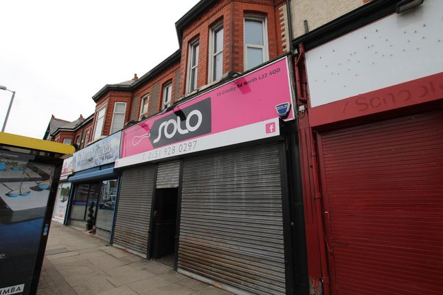 Thumbnail Land to rent in Crosby Road North, Liverpool