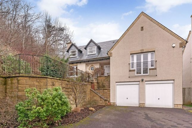 Thumbnail Detached house for sale in 16 Lower Valleyfield View, Penicuik