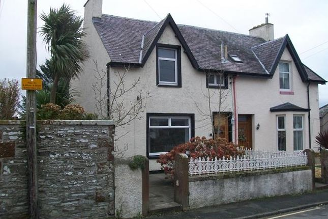Thumbnail Semi-detached house to rent in Castle Hill, Whithorn, Newton Stewart