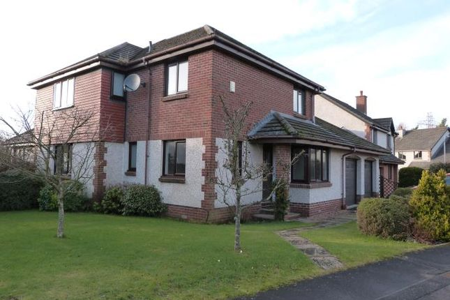 Thumbnail Detached house to rent in Torwoodlee, Perth