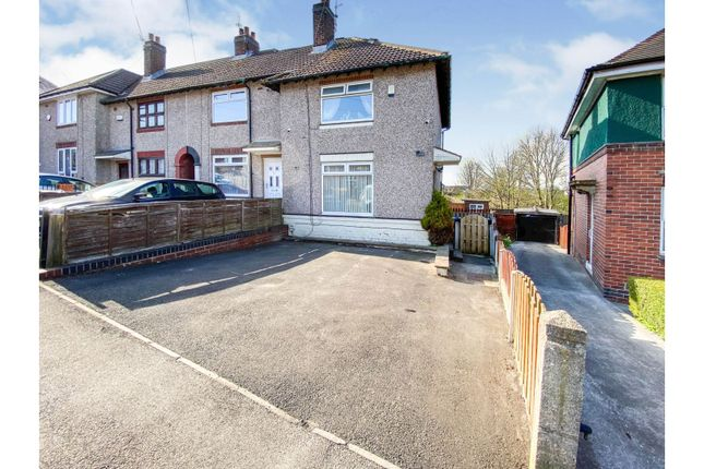 2 bed end terrace house for sale in Paddock Crescent, Sheffield S2