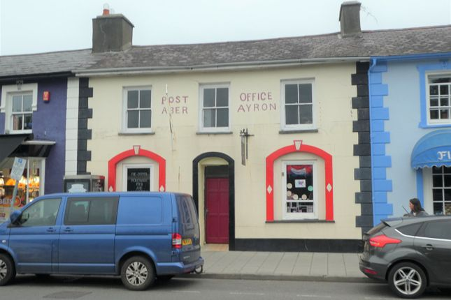 Thumbnail Commercial property for sale in 5B Alban Square, Aberaeron