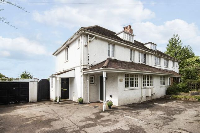 Thumbnail Semi-detached house for sale in Risca Road, Newport