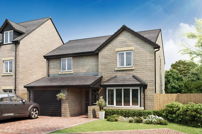 Thumbnail 4 bed detached house for sale in Black Boy Road, Chilton Moor, Houghton-Le-Spring