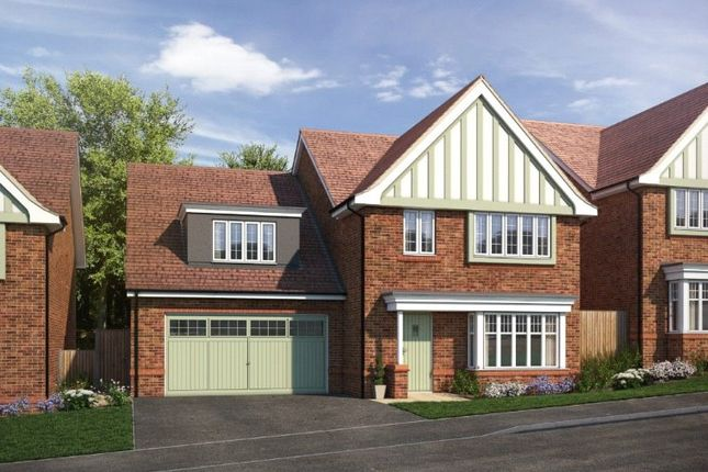 Thumbnail Detached house for sale in Moss Lea, Bolton, Greater Manchester