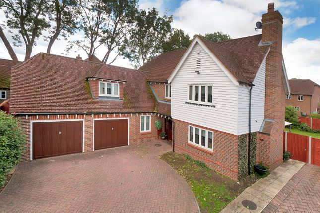 Thumbnail Detached house for sale in Stickens Lane, East Malling, West Malling