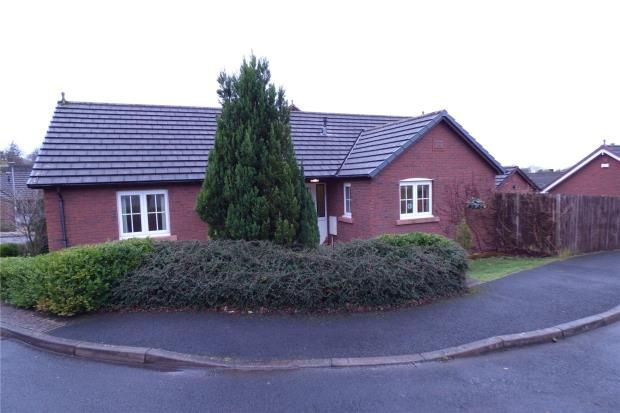 Thumbnail Detached bungalow for sale in Jocks Hill, Brampton, Cumbria