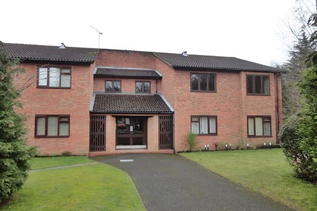 Thumbnail Flat to rent in Maywell Drive, Solihull