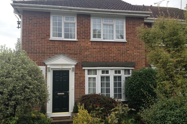 Thumbnail Terraced house to rent in Lambourne Road, Bearsted, Maidstone