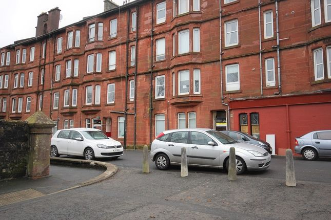 Thumbnail Flat for sale in Station Road, Dumbarton