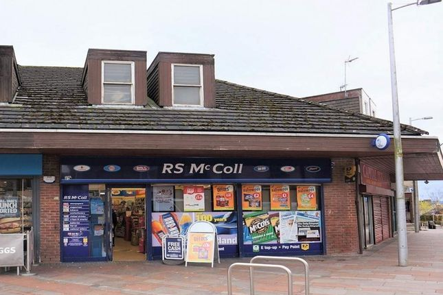 Thumbnail Retail premises for sale in Rankin Gait Centre, Carluke