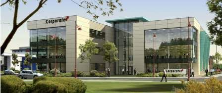 Thumbnail Office for sale in The Point, Pride Park, Derby