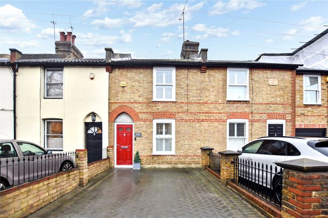 2 bed terraced house for sale in Bourne Road, Bexley, Kent DA5
