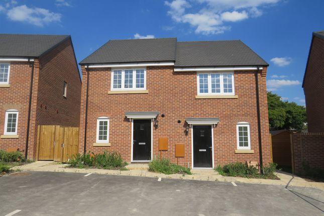Thumbnail Semi-detached house for sale in Orpington Rise, Houghton Regis, Dunstable